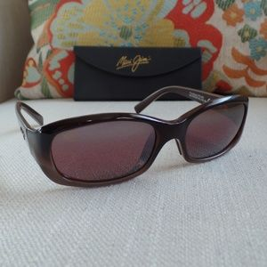 Maui Jim PUNCHBOWL Chocolate Fade w/Maui Rose Lens